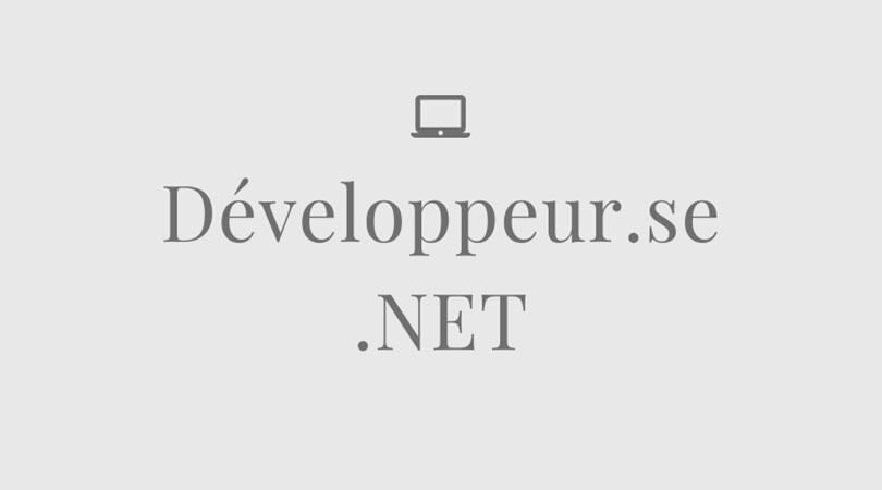 Cortex recrute un ou une développeur.se .NET
