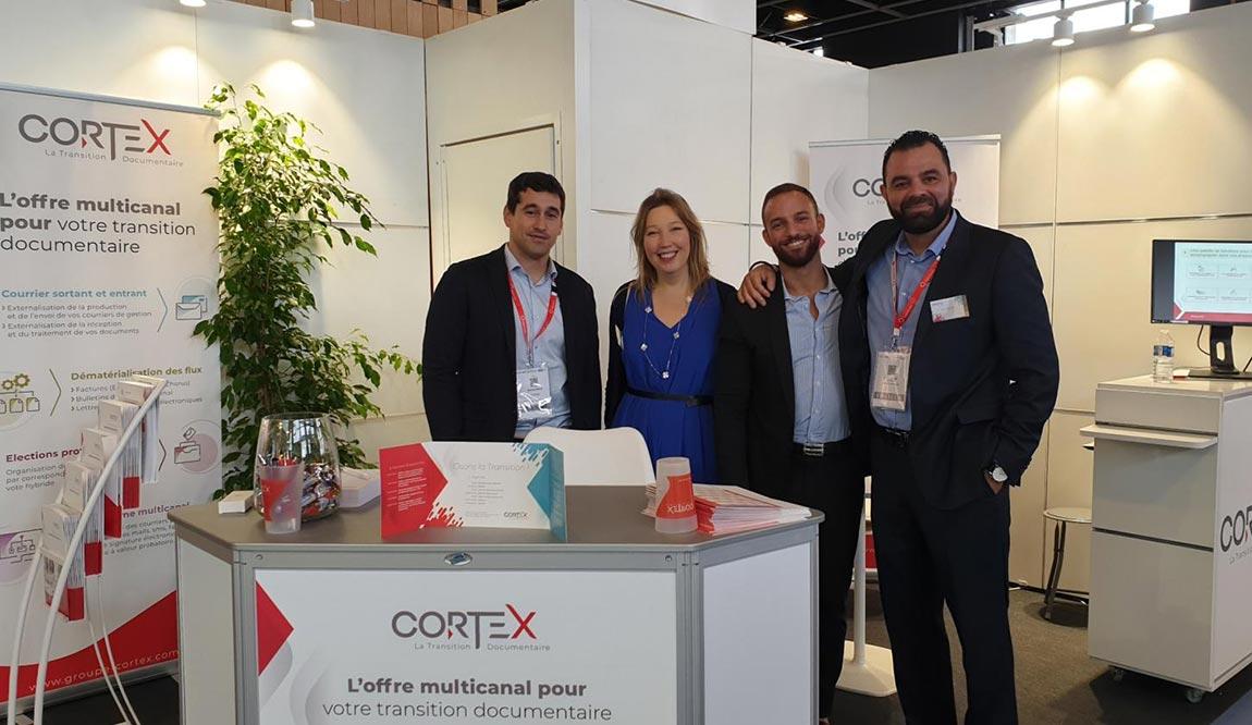 Cortex présent à H'Expo 2019 – Paris - Porte de Versailles
