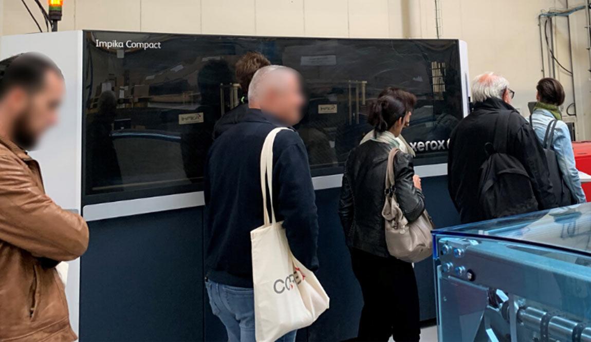 Cortex choisit Xerox pour optimiser ses délais d'impression et cibler de nouveaux marchés 2